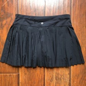Lululemon Skirt Skort Shorts Stretchy Gym Casual